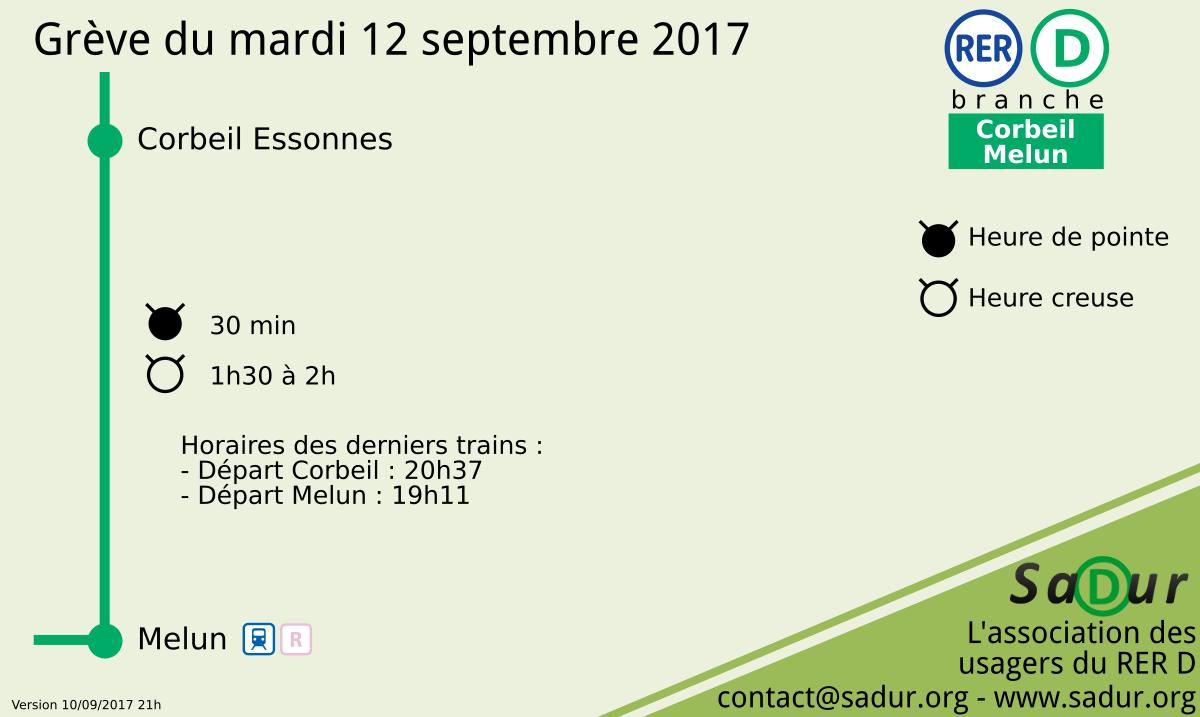 Le trafic des TER perturbé ce mardi — Grève